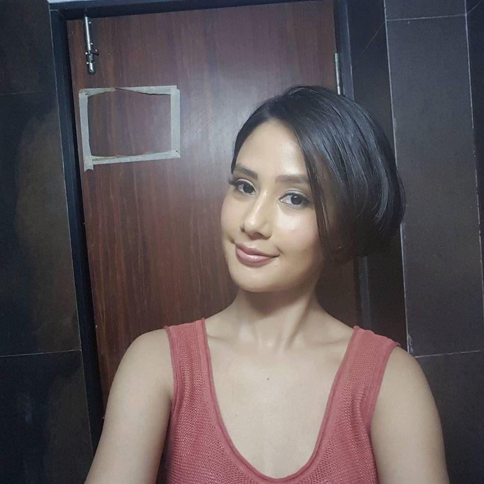 Sasha Chettri Selfie Images - Airtel 4G Ad Cute Girl 3