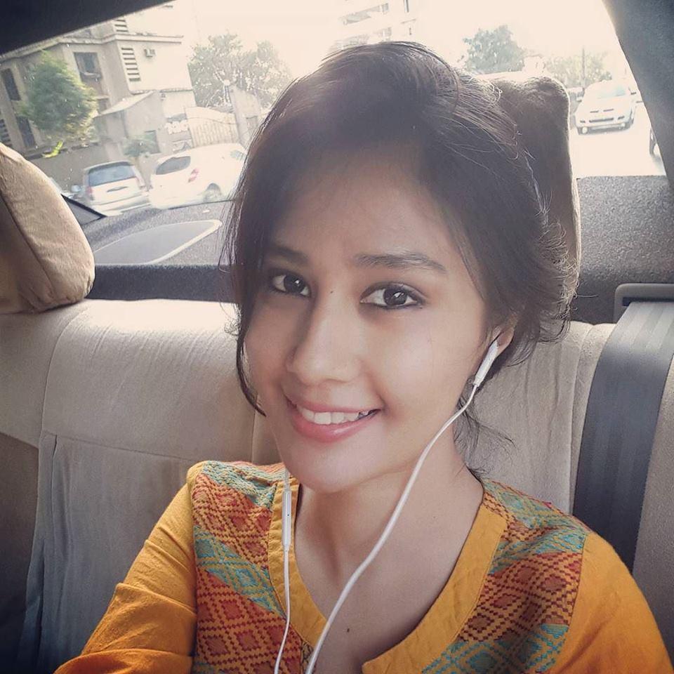 Sasha Chettri Selfie Images - Airtel 4G Ad Cute Girl 4