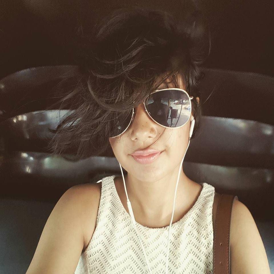 Sasha Chettri Selfie Images - Airtel 4G Ad Cute Girl 6
